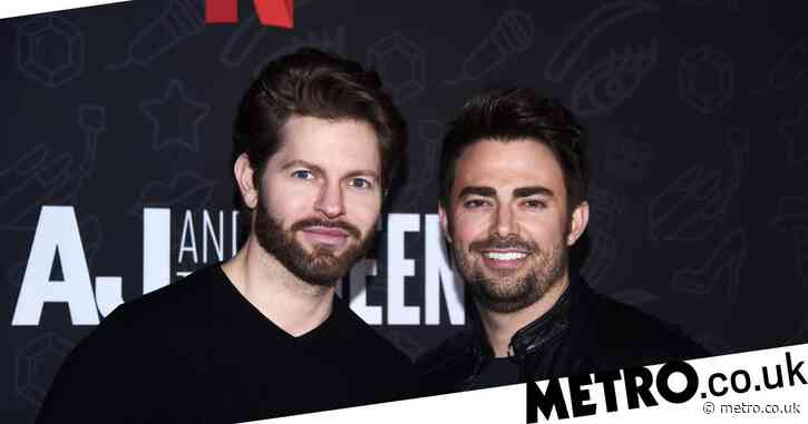 Mean Girls star Jonathan Bennett and boyfriend Jaymes Vaughan engaged after cutest proposal ever