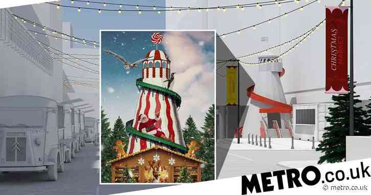 Selfridges launches a Christmas themed street food market in London