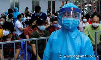 Communist Vietnam records its first locally transmitted coronavirus case in 89 DAYS