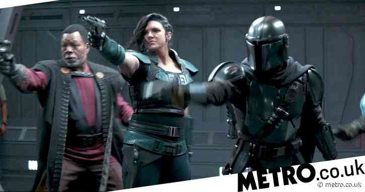 The Mandalorian digitally removes 'jeans guy' gaffe on Disney Plus