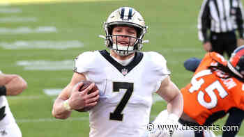 Taysom Hill admits Saints went to conservative game plan after finding out Broncos quarterback situation