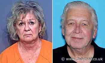 Woman allegedly 'stabbed herself to fake self-defense after shooting husband,' indicted for murder