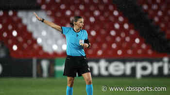 UEFA Champions League to field first female referee, Stephanie Frappart