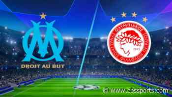 Marseille vs. Olympiacos on CBS All Access: Live stream UEFA Champions League, how to watch, TV channel, odds