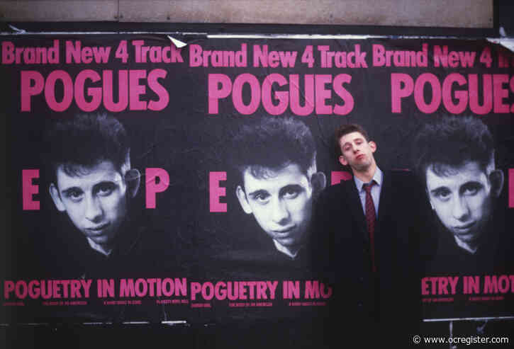 Pogues singer Shane McGowan's irascible life unfolds in Julien Temple's documentary​, made with Johnny Depp's encouragement