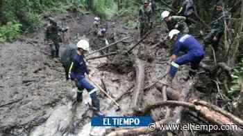 Emergencias en Cundinamarca por temporada invernal - ElTiempo.com