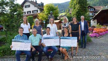 Großartiges Ergebnis: Benefizkonzert in Bad Hindelang zugunsten dreier Vereine - Kreisbote