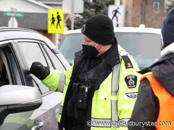 Festive RIDE kickoff catches 4 impaired drivers