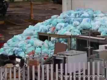 """Centro Médico Nacional """"Adolfo Ruiz Cortines"""" retiró basura de sus instalaciones - Excélsior"""
