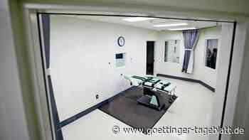 Aus Mangel an tödlichen Drogen:Hinrichtung in USAmuss verschoben werden