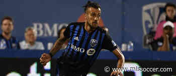 Montreal Impact forward Maxi Urruti to miss Concacaf Champions League after knee surgery