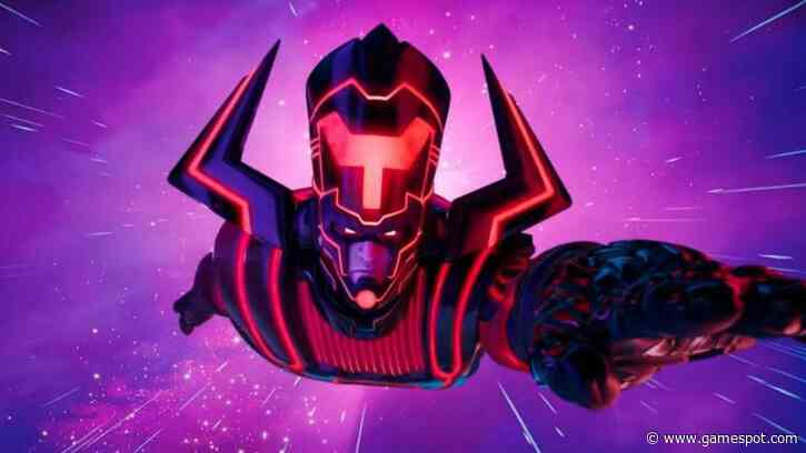 Here's When To Watch Fortnite's Galactus Event