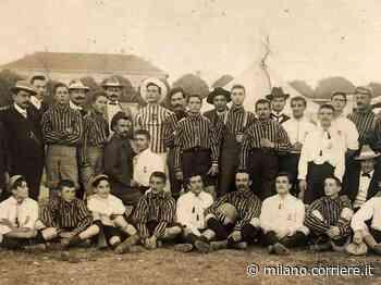 Il Casteggio Football Club, la prima squadra di calcio in Lombardia - Corriere della Sera