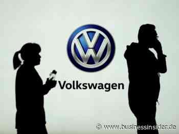 """US-Klage gegen Volkswagen: Wolfsburg wollte Zulieferer """"zerstören"""" - Business Insider Deutschland"""