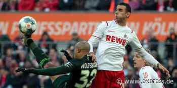1. FC Köln gegen VfL Wolfsburg: Infos zur Bundesliga-Partie - EXPRESS