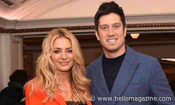 Everything you need to know about I'm A Celebrity's Vernon Kay and wife Tess Daly's romance