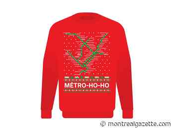 'Merry-UQAM': You can win this very ugly and punny STM Christmas sweater