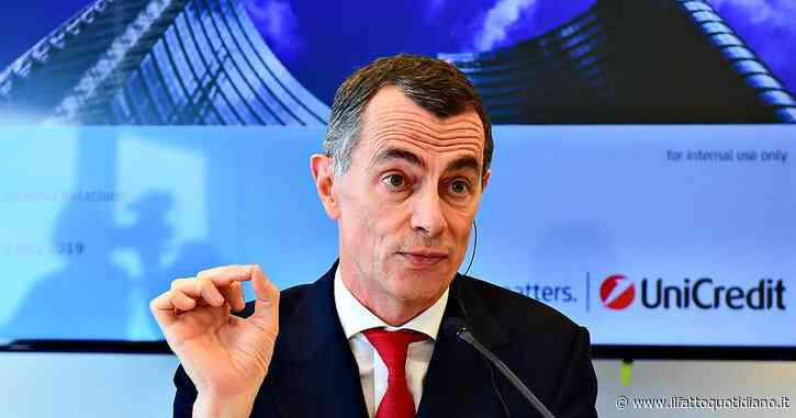 """Unicredit, passo indietro dell'ad Mustier: non si ricandida. """"Lascerò il gruppo alla fine del mio mandato ad aprile 2021"""""""