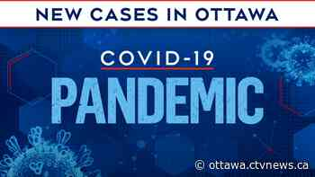 Ottawa sees highest one-day spike in COVID-19 cases this week - CTV News Ottawa