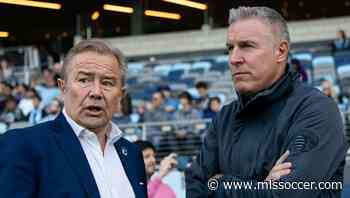 Adrian Heath, Peter Vermes disagree on who's the underdog for Sporting Kansas City-Minnesota United