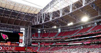 San Francisco 49ers Will Make Arizona Their Home in December