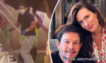 MarkWahlberg takes private jet to Australia and heads to Byron Bay