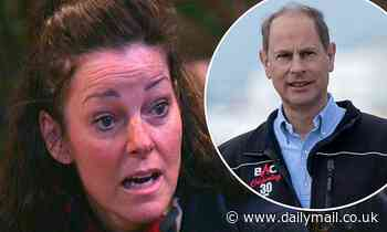 I'm A Celeb's Ruthie Henshall regrets raunchy Prince Edward chat