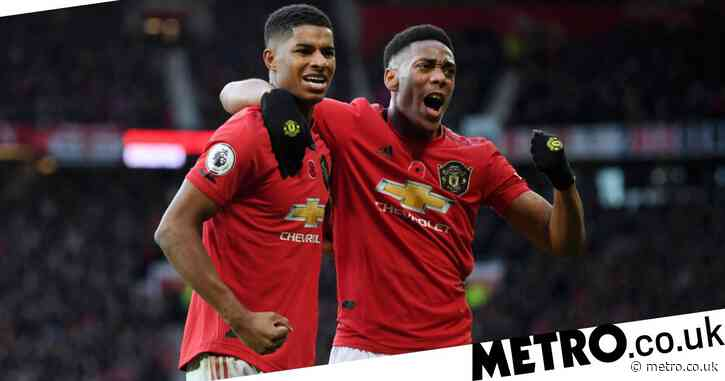Rio Ferdinand warns Anthony Martial & Marcus Rashford to learn from Edinson Cavani