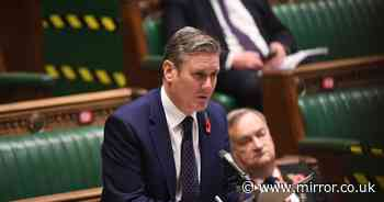 Keir Starmer won't back Boris Johnson's bid to plunge England into tiered system