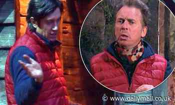 I'm A Celebrity: Vernon Kay says someone's 'dribbled' in camp toilet