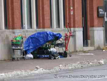 Sudbury letter: Let's hope city acts quickly to help our homeless