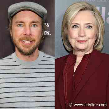 Dax Shepard Shares Fear of Making Mistakes With His Daughters In Conversation With Hillary Clinton