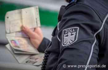 HZA-S: Vier illegal beschäftigte Bauarbeiter in Baiersbronn - Presseportal.de