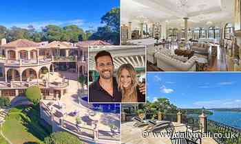 The first Bachelor mansion where Tim Robards met wife Anna Heinrich has sold for $9.5 million