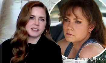 Amy Adams tells critics of Hillbilly Elegy the movie 'transcends politics' amid harsh criticism