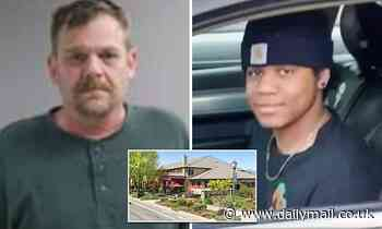 White man, 47, 'shot a black teenager, 19, dead because he was playing loud music in his car'