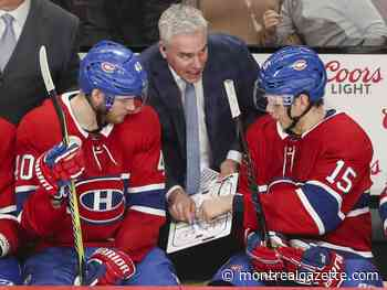 Uncertainty adds hurdle to Canadiens' training camp strategy: Ducharme