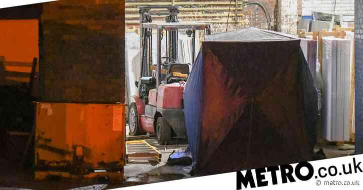 Man, 40s, crushed to death beneath granite slabs in kitchen workshop
