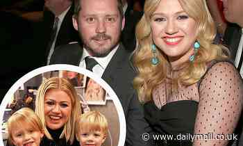 Kelly Clarkson gets primary custody of kids as Brandon Blackstock seeks $436k-a-month in support