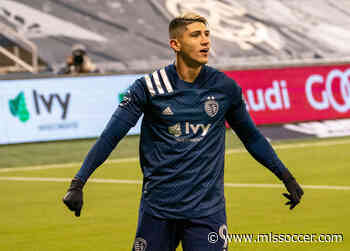 Sporting Kansas City forward Alan Pulido set to be available for playoff clash with Minnesota United
