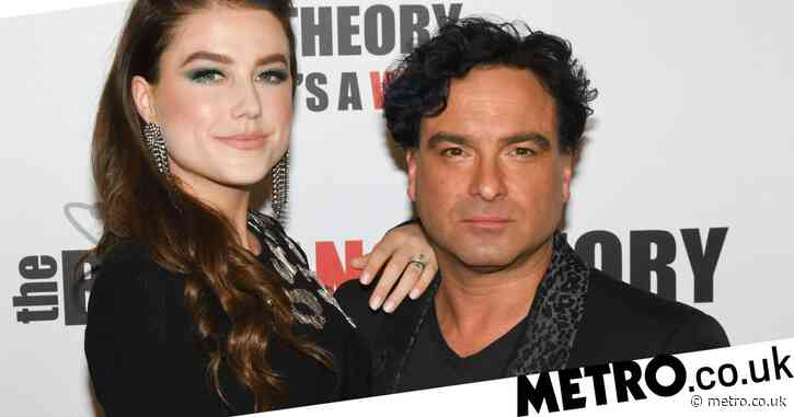 Big Bang Theory's Johnny Galecki 'splits' from Alaina Meyer one year after son's birth