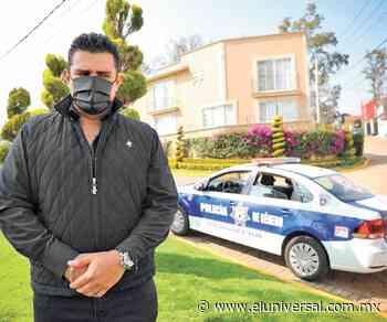 En Naucalpan, vecinos se coordinan con la policía   El Universal - El Universal
