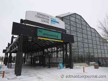 Edmonton Convention Centre shelter COVID-19 outbreak grows to 42 cases, on-site testing to be offered for close contacts
