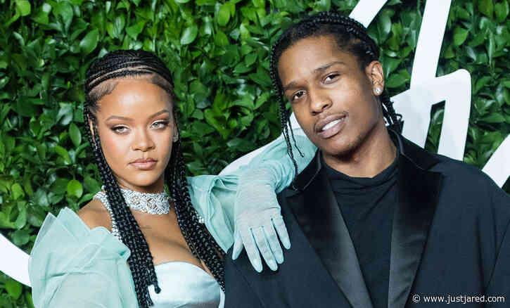 Rihanna & A$AP Rocky: New Couple Alert?! Get the Scoop!