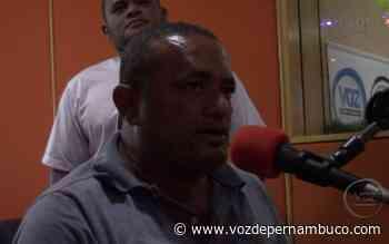 Carpina: Assista a entrevista do vereador eleito Gaspar da Ambulância no Programa Francisco Jr - Voz de Pernambuco