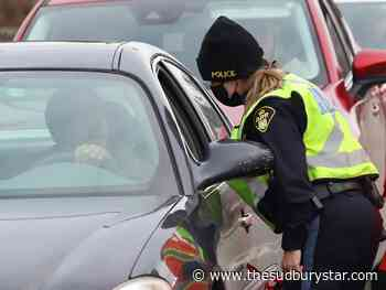Red Ribbon initiative underway; four impaired driving charges laid already