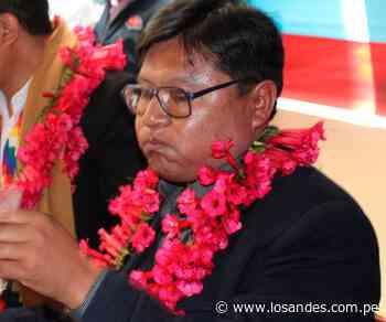 Agustín Luque continúa burlándose de las leyes - Los Andes Perú