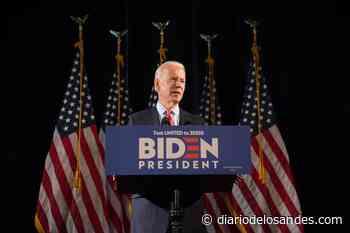 Biden sienta las bases de una investidura atípica - Diario de Los Andes
