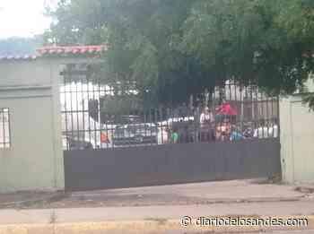 Habitantes de La Beatriz retienen camión de gas - Diario de Los Andes