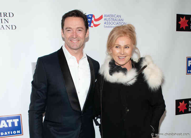 Hugh Jackman Admitted He and Wife Deborra-Lee Furness Could Be Distant Relatives - Showbiz Cheat Sheet